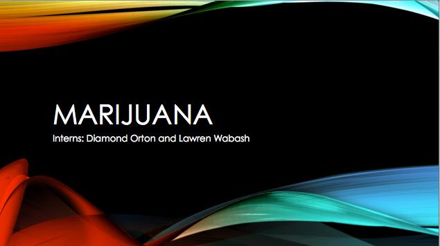 marijuana article main title image